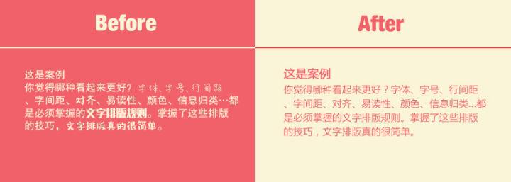 字体样式的统一示例,图片较大缓冲中